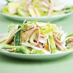 Quick Crunchy Chicken Salad