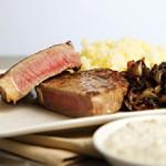 Perfect Steak and Mash
