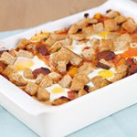 Chorizo and Egg Bake