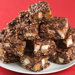 Chocolate Crispy Munchies