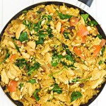 One-Pot Korma rice