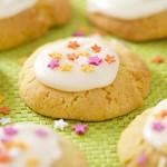 Zingy Orange Cookies