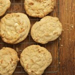 Gluton-Free White Chocolate and Apricot Cookies