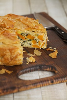 Butternut Filo Pasty Pie Recipe