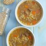 Beef and Barley Broth Recipe