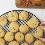 Orange & Ginger Cookies Recipe