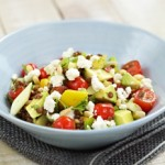 Avocado & Puy Lentil Salad