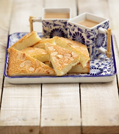 almond slice recipe