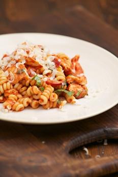 Quick Chicken Pasta recipe