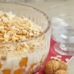 Ameretti, Almond & Apricot Trifle Recipe