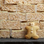 White Chocolate Rice Krispie Crunch Bars recipe
