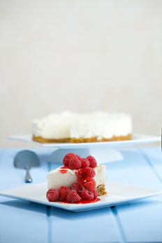 Quick Cheese Cake recipe