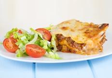 student Lasagna recipe