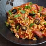 Italian Risotto Napoletana Recipe