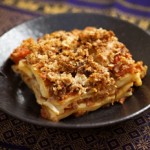 Free From Friday: Gluten-Free Lasagna with lots of hidden veg