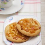 Florentine Cookies Recipe with apricots and ginger