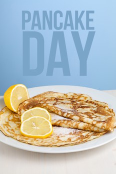 simple pancake recipe for pancake day