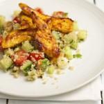 Gluten-free Mango Chicken Quinoa