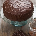Celebrate your 'A' Levels with this Gluten-free Chocolate Fudge Cake