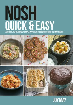 featured image NOSH QUICK & EASY Cover 2016-06
