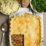 Gluten-free Minted Lamb Pie