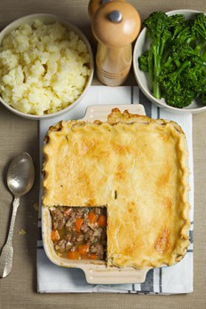 1652 minted lamb pie featured