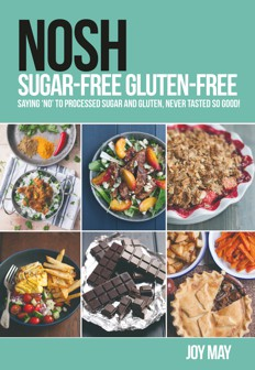 featured image NOSH SUGAR-FREE GLUTEN-FREE Cover 2016-06