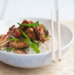 Gluten-free Sugar-free Five Spice Chicken