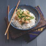 Sugar-Gree Gluten-Free Pork and Coconut Thai Curry